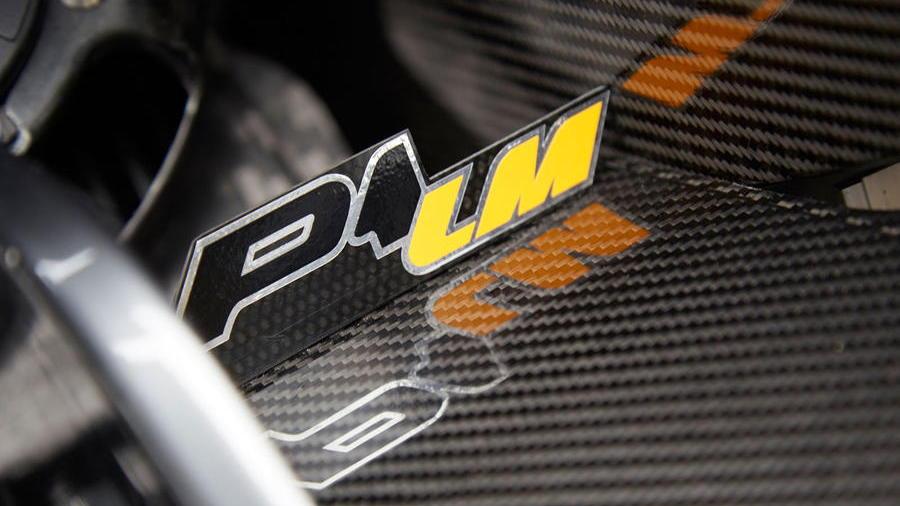 McLaren P1 LM Nürburgring Lap Record