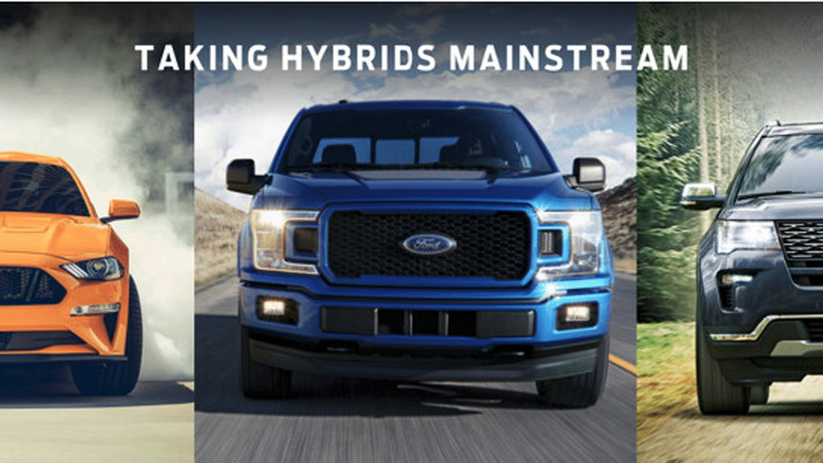 Ford's future hybrids