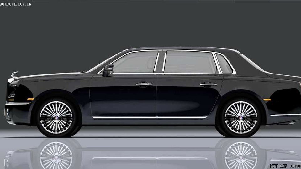 geely ge throne limo 001