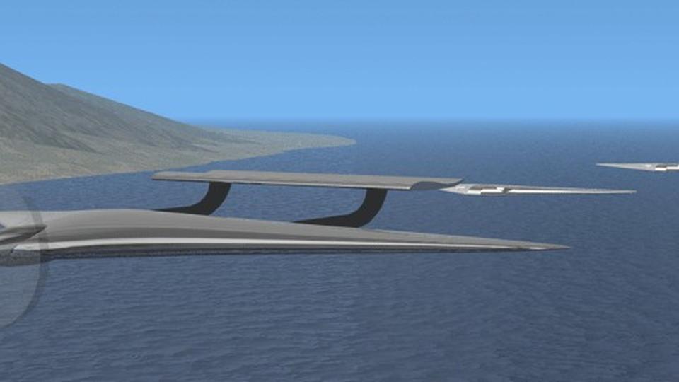 Sandia National Laboratory Multi-Modal Vehicle Concept