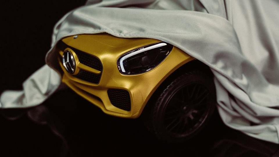 Mercedes-AMG Toy Car
