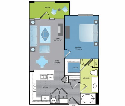 Tribeca Apartments Plano Tx Floor Plans