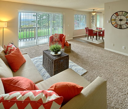 Image Of Sunset View Apartments In Renton, WA