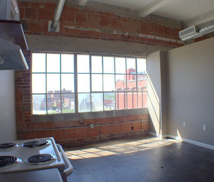 Image Of Cold Storage Lofts In Kansas City, MO