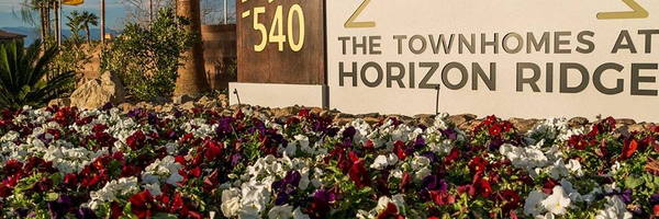 The Townhomes at Horizon Ridge