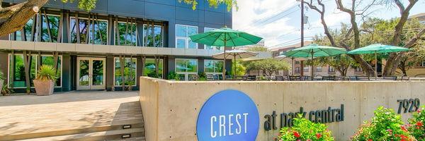 Crest at Park Central Apartments