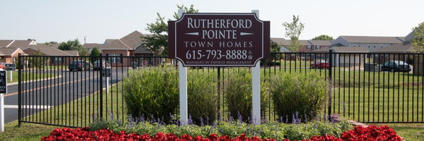 Rutherford Pointe Townhomes