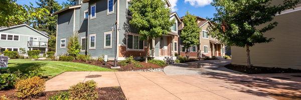The Villas in Bellevue Apartments