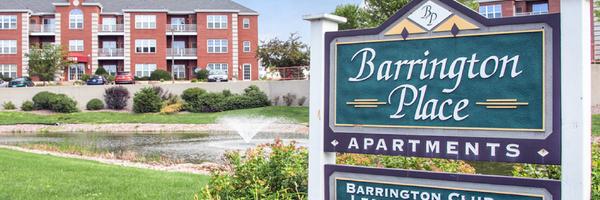 Barrington Place