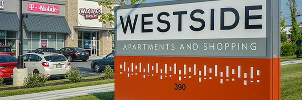 Westside Apartments and Shopping