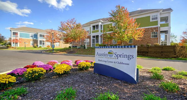 Austin Springs - 122 Reviews | Miamisburg, OH Apartments ...