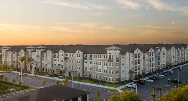 Brand-New Apartments