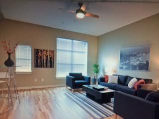 Living area/ Big window