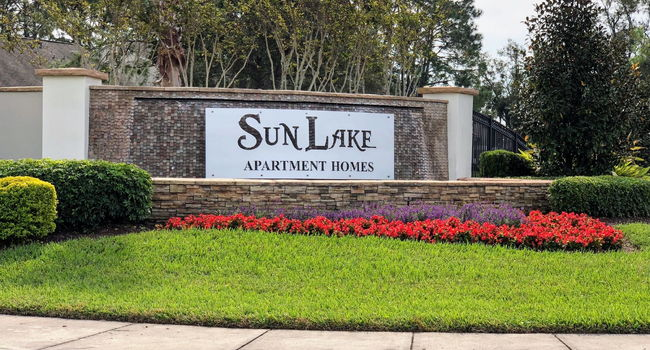 Image Of Sun Lake Apartments In Mary Fl