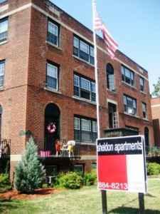 Image Of Sheldon Apartments In Buffalo Ny