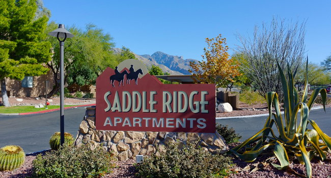 Welcome to Saddle Ridge Apartments
