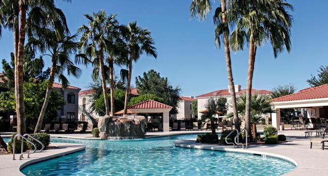 Image Of San Montero Luxury Apartments In Mesa Az