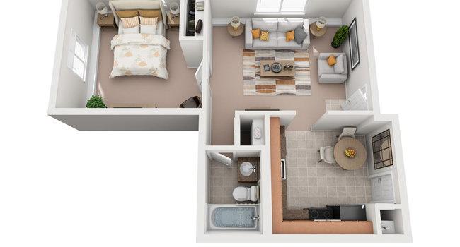 Stone Ends Apartments - 56 Reviews | Stoughton, MA