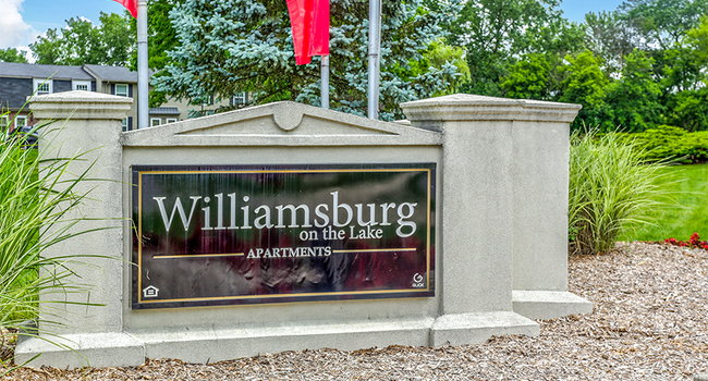 Welcome to Williamsburg on the Lake Apartments
