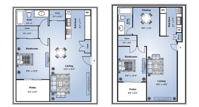 Advenir At Lowry 15 Reviews Denver Co Apartments For