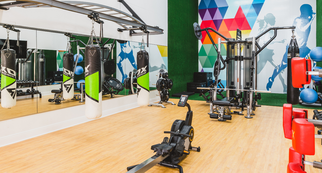 Stay fit in our newly renovated, fully-equipped fitness center.