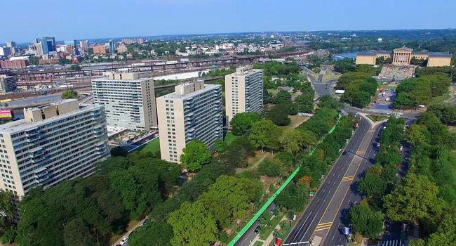 Park Towne Place Apartment Homes - 405 Reviews ...