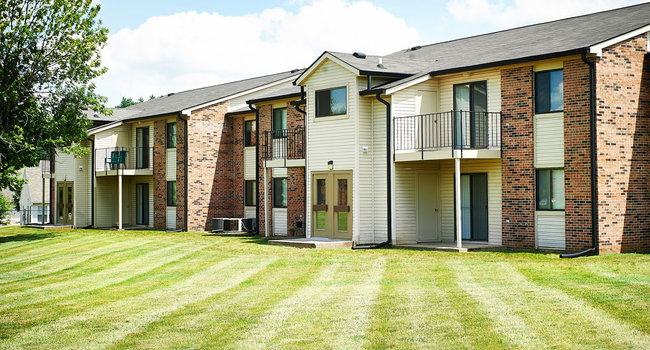 Image Of Thompson Village Apartments In Indianapolis