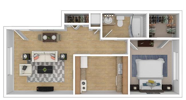 Stratford at Williamsburg Apartments - 32 Reviews