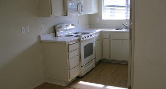 Kitchen  2 Bed 2 Bath Apt.