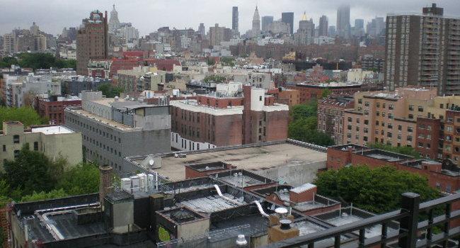 roof top vieweas side