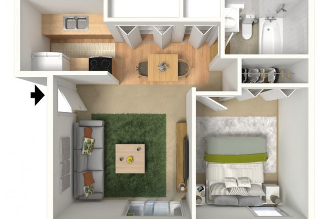 Creekwood Apartments 34 Reviews Green Bay Wi Apartments For