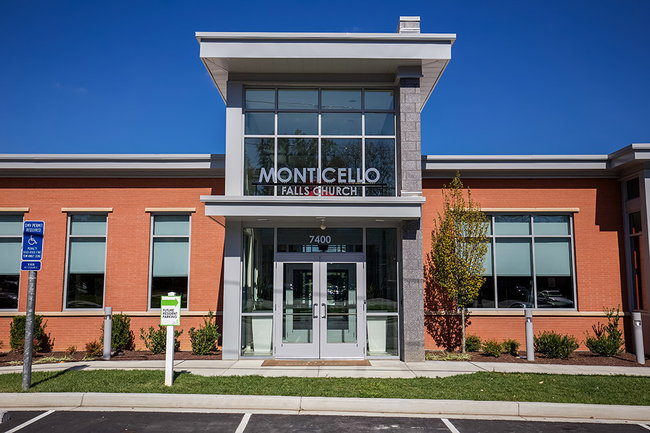 Manager Uploaded Photo Of Monticello Falls Church Apartments In Va