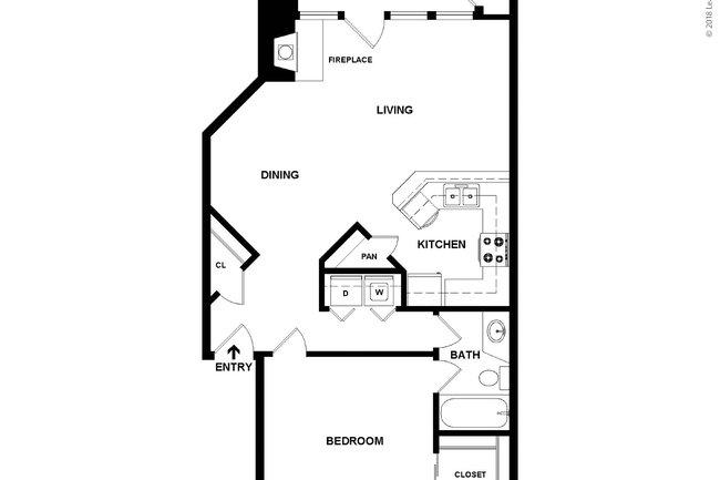 Hidden Ridge Las Colinas Apartments
