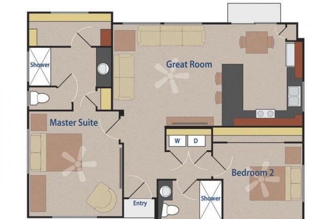 Casitas At San Marcos 14 Reviews Chandler Az Apartments For