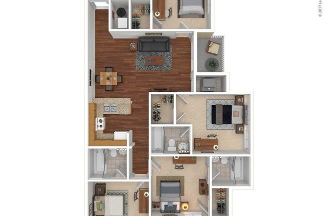 West Run Apartments - 79 Reviews | Morgantown, WV Apartments for