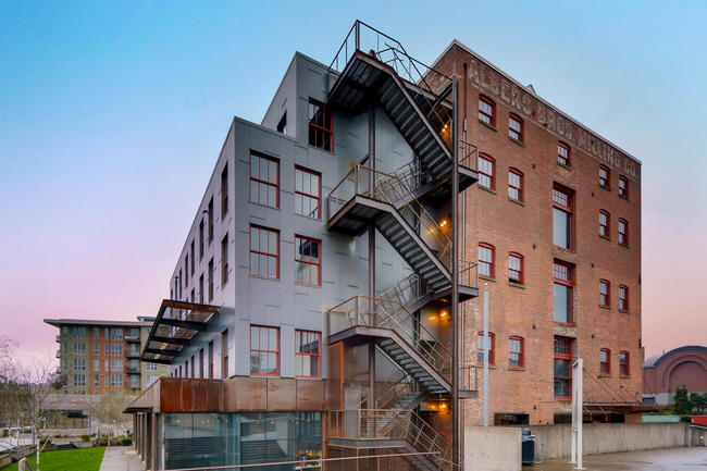 Manager Uploaded Photo Of Albers Mill Lofts Apartments In Tacoma Wa