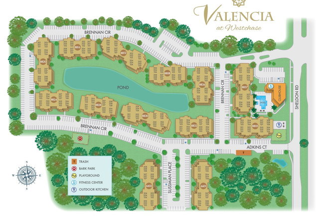 Valencia at Westchase - 226 Reviews | Tampa, FL Apartments ...